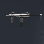 [BF4] MP7 基本性能